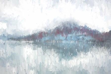 Glacier I by Ramona Murdock art print