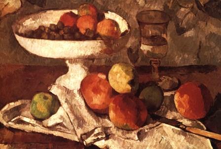 Still Life by Paul Cezanne art print