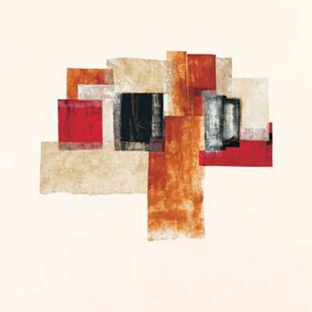 Abstrait II by Else art print