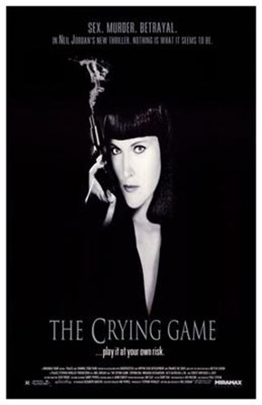 The Crying Game Miranda Richardson art print