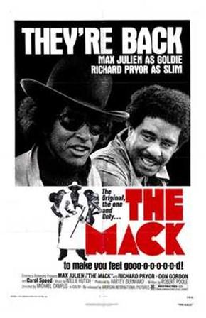 The Mack art print