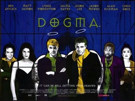 Dogma Ben Affleck art print