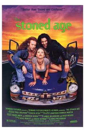 The Stoned Age art print