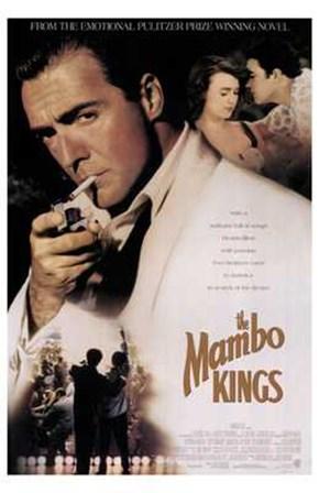The Mambo Kings art print