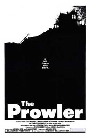 The Prowler art print