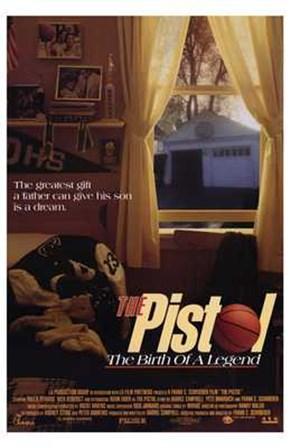 Pistol: the Birth of a Legend art print