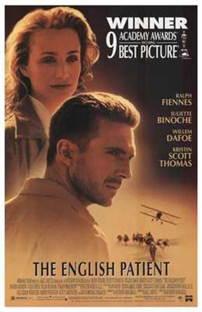 The English Patient art print