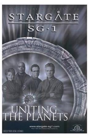 Stargate Sg-1 art print