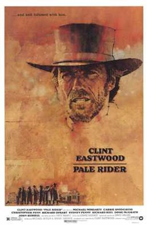 Pale Rider art print