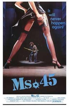 Ms 45 art print