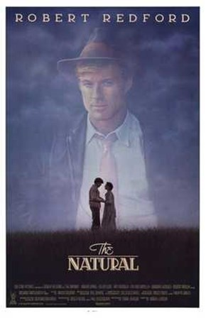 The Natural Robert Redford art print
