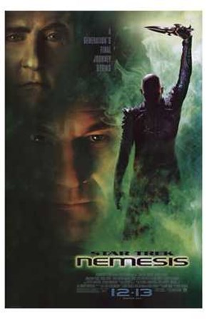 Star Trek: Nemesis art print
