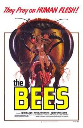 The Bees art print