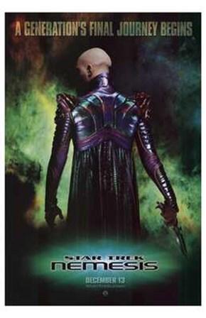 Star Trek: Nemesis art print
