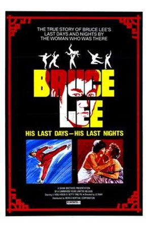 Bruce Lee: His Last Days  His Last Night art print