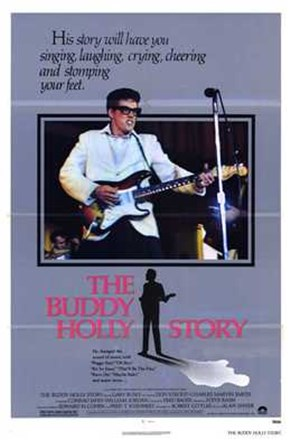 The Buddy Holly Story art print