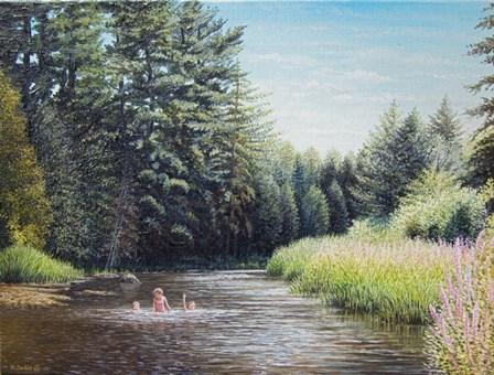Memories of Summer by Kevin Dodds art print