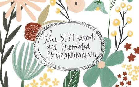 Grandparents by Katie Doucette art print